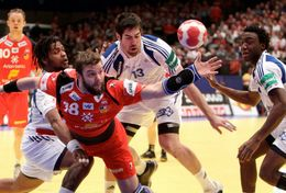 T84-046  ]  Balonmano Handball Handbal,  China Pre-stamped Card,postal Stationery - Handball
