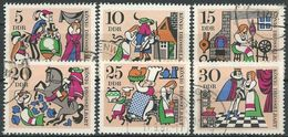 DDR 1967 Mi-Nr. 1323/28 O Used - DDR