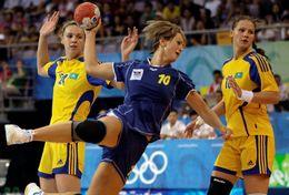 T84-049  ]  Balonmano Handball Handbal,  China Pre-stamped Card,postal Stationery - Handball