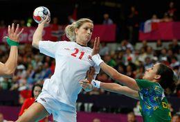 T84-055  ]  Balonmano Handball Handbal,  China Pre-stamped Card,postal Stationery - Handball
