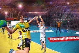 T84-058  ]  Balonmano Handball Handbal,  China Pre-stamped Card,postal Stationery - Handball