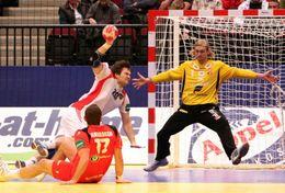 T84-060  ]  Balonmano Handball Handbal,  China Pre-stamped Card,postal Stationery - Handball