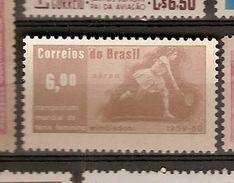 Brazil ** & Airmail, Women's World Cup, Wimbledon, 1960 (91) - Tennis