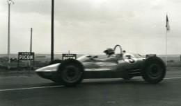 Belgique Spa Francorchamps Circuit Course Automobile Ancienne Photo 1960's - Sports