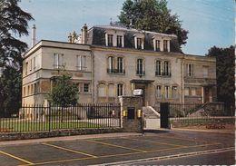 CPSM/gf (77) BROU SUR CHANTEREINE.  La Mairie. ..G193 - Andere Gemeenten