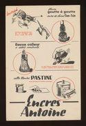Buvard -  ENCRES ANTOINE - Buvards, Protège-cahiers Illustrés