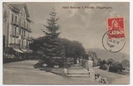 SUISSE - MACOLIN Hôtel Bellevue - BE Berne