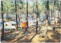 33. Gf. LACANAU. Camping Du Tedey Au Bord Du Lac. 25 - Autres Communes
