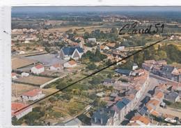 BOUAYE (44) Vue Aérienne - Le Centre Du Bourg - Bouaye