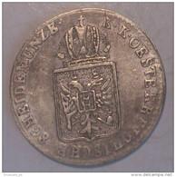 Austria 6 Kreuzer 1848 A - Autriche