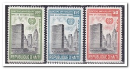 Haïti 1960, Postfris MNH, 15 Years UNO - Haïti