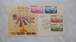 Viêt-Nam FDC Année 1961 - Vietnam