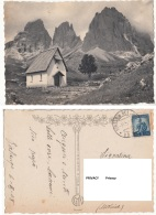 Chiesetta Alpina Montagne - Cartoline