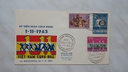 Viêt-Nam FDC Année 1964 - Vietnam