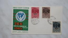 Viêt-Nam FDC Année 1965 - Vietnam
