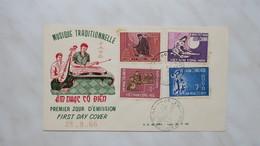 Viêt-Nam FDC Année 1966 - Vietnam
