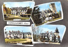 60-COYE-LA-FORÊT - MULTIVUES - - Frankrijk