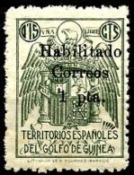 Guinea Española Nº 259H En Nuevo - Guinea Española