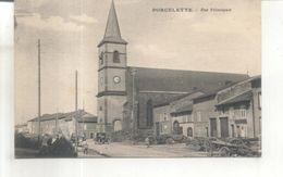 Porcelette, Rue Principale - France