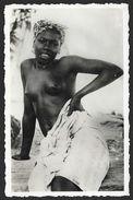 Jeune Fille De La Côte Aux Seins Nus Dahomey (Labitte) Afrique - Dahomey