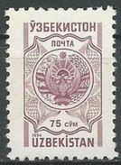 USBEKISTAN 1994 MI-NR. 43 ** MNH - Usbekistan