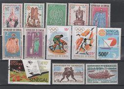 SÉNÉGAL - Lot De Timbres Neufs * (2) - Sénégal (1960-...)