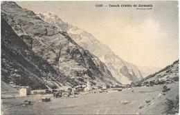 Taesch NA1: Vallée De Zermatt 1909 - VS Valais