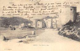 Calvi - 1903 - La Tour à Sel - Calvi