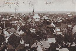 SCHWERIN → Total Ansicht Des Zentrums Anno 1922  ►Format 117 X 79mm◄ - Schwerin