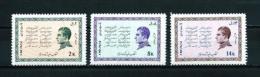 Irán  Nº Yvert  1242/4  En Nuevo - Iran