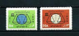 Irán  Nº Yvert  1053/4  En Nuevo - Iran