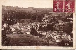 38. Saint Geoire En Valdaine. Vue Générale - Saint-Geoire-en-Valdaine
