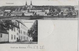 GRUSS AUS ROKITTEN → Totalansicht Und Waisenanstalt Anno 1925  ►RRR◄ - Pologne