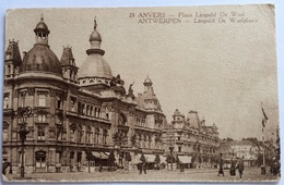 Anvers Antwerpen - Place Léopold De Wael TOB - Antwerpen