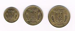 ) OEKRAINE  10/25/50 KOPIYOK  2008/2009/2008 - Ukraine