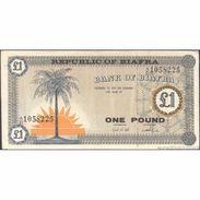 TWN - BIAFRA 2 - 1 Pound 1967 A/D - 1058225 F+ - Altri – Africa