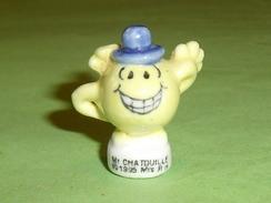 Fèves / Personnages : Mr Chatouille 1995    T20 - Personnages