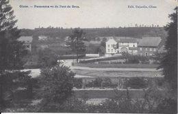 GLONS  1907  Panorama Vu Du Pont Du Brus - Bassenge