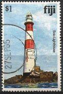 Fiji - 1979  Solo Lighthouse  Used   Sc 423 - Fiji (1970-...)