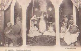 Algérie        427        Alger.Une Fête Arabe De Nuit - Algerien