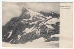 Riemannhaus Mit Breithorn Old Postcard Unused B170720 - VS Wallis