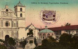 HONDURAS. TEGUCIGALPA. ESTATUA DE MORAZAN - R. UGARTE FOTO - Honduras