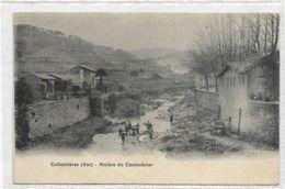 83. COLLOBRIERES. RIVIERE DU COULOUBRIER - Collobrieres