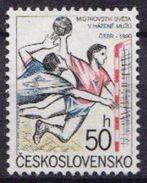 Czechoslovakia MNH Stamp - Handball