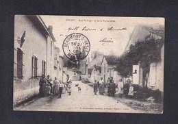 Thuisy (51) - Rue Philippe Ou De La Petite Allee ( Animée Ed. Jacqueminet Buraliste Cad Beaumont Sur Vesle ) - France