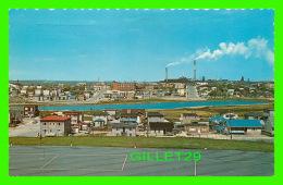 ROUYN-NORANDA, QUÉBEC -  VUE PANORAMIQUE DE CES 2 CENTRES - CIRCULÉE EN 1989 -UNIC - - Autres