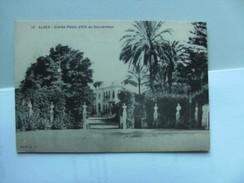 Algerije Alger Entrée Palais - Alger