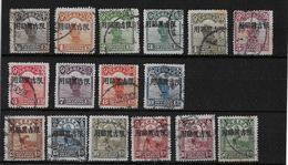 REPUBLIC OF CHINA → 16pcs Variou Stamps - China