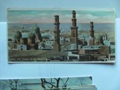 Egypte Egypt Cairo Tombs - Caïro