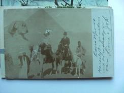 Egypte Egypt Old Photocard Nice - Sphynx